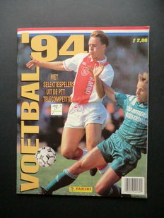 Panini - Voetbal 94 - Complete album - Including original order form.