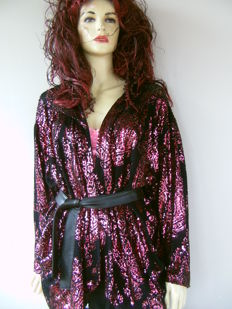 Couture - cardigan blouse