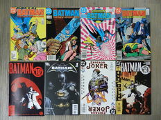 Batman Vol.1  4 issues + 6 Batman specials + Batman: Beyond # 8-24 + 3 Batman hardcovers - 27x sc + 3x hc - (1987 / 2016)