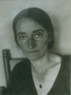 Paul Citroen (1896-1983) - Photo of a woman