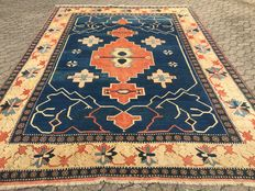 KARS Oriental carpet with certificate of authenticity - approx. 352 x 262 cm - made in Turkey - in VERY GOOD condition!