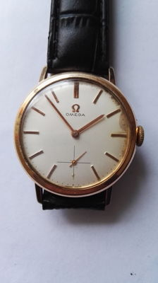 Omega men's watch, 1962