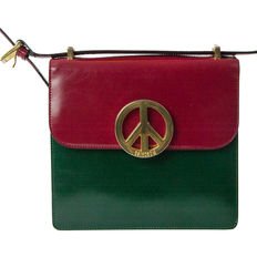 Moschino – Peace&Love Bag – Late 1980s vintage.