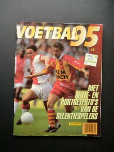 Panini - Voetbal 95 - Complete album - In beautiful condition.