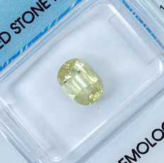 Chrysoberyl – 1.55 ct No Reserve Price
