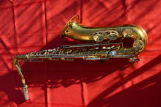 King Super 20 Tenor saxophone #448263 (1970)