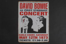 David Bowie Concert, 2nd Half of the 20th Century