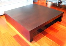 ARMANI CASA, low coffee table DANZIG, Italy, Approx. 2008