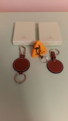 Key ring assortment: 3 different pieces