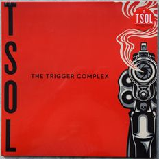 Shepard Fairey (OBEY) - TSOL The Trigger Complex