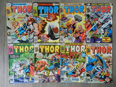 The Mighty Thor Vol.1 - 15x sc - (1979 / 1980)
