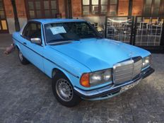 Mercedes Benz - 230 C Coupe - 1979