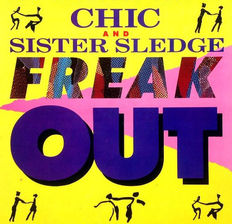 "Collection of 8 albums and 3  12"" maxis by Sister Sledge & Chic (Nile Rodgers)"