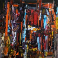Bruno Cantais - Disorder in the downtown