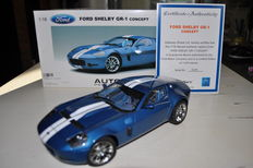AUTOart-Performance - Scale 1/18 - Ford Shelby GR-1 Concept