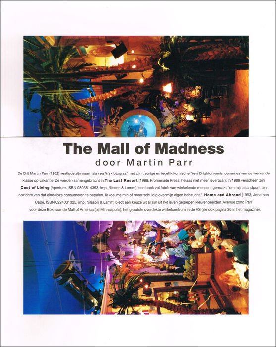 Martin Parr - The Mall of Madness - 1994