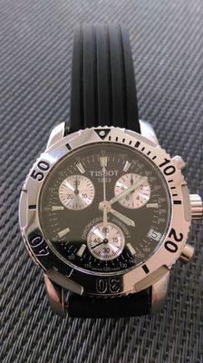 Tissot PRS 200 Men's Chronograph