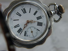 Ancre pocket watch 1895-1900
