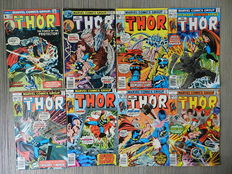 The Mighty Thor Vol.1 - 14x sc - (1974 / 1978)