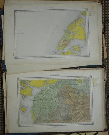 Worksheet. WCH Staring  Geological map of The Netherlands scale1200