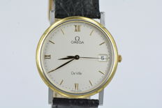 Omega De Ville men's wristwatch, 1980s