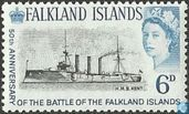 Fifty years battle of the Falkland's