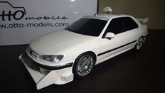 Otto Mobile - Scale 1/18 - Peugeot 406 Taxi - Daniel Movie Car 1998