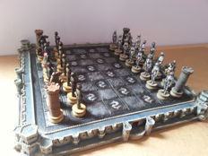 Medieval Fortress Chess - Veronesse 2006
