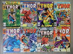 The Mighty Thor Vol.1: 14 issues + Annual + Marvel Special Edition starring The Mighty Thor #4 + Thor special - 17x sc - (1971 / 2000)