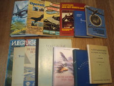 Lot of aviation (incl.) air force books
