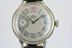 Omega men's wristwatch, 1930.
