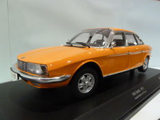 Minichamps - Scale 1/18 - NSU Ro80 1972 - Targa Orange