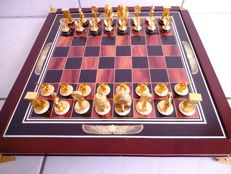 Egyptian chess game