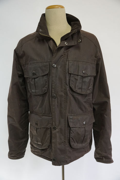 Barbour – New Utility jacket