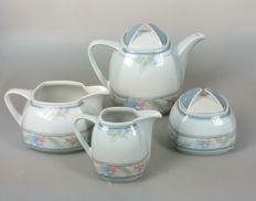 Winterling - porcelain coffee set