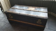 Antique ship chest/trunk