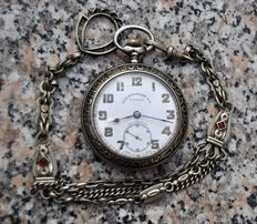 Louis Roskopf S.A. Patent – Men's pocket watch – 1900s.