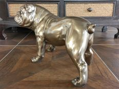 Life Size Bulldog - can stand on the nose or on the paws