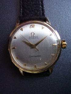 Omega Seamaster – men's wristwatch, 1950.