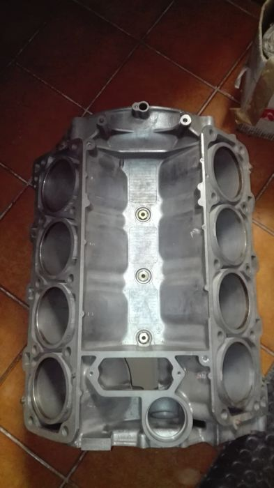 Porsche 928 S4 engine 5.0 litres 32v 8 cyl (320 psi) miscellaneous