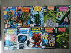 Swamp Thing Vol.2 - 41 issues + Swamp Thing Annual Vol.2 # 6 - 42x sc - (1982 / 1994)