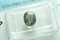 Colour Change Sapphire - 3.25 ct - no Reserved Price
