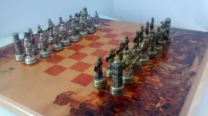 Theme chess: Reconquest of Granada - 1992