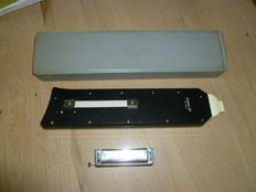 Melodica wind piano 27: HOHNER made in Germany; Slide harp harmonica; HOHNER made in Germany