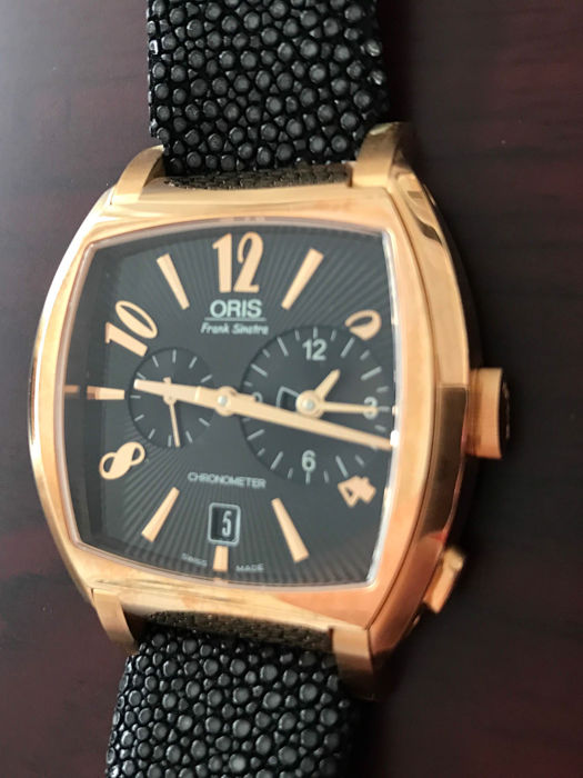 oris frank sinatra limited edition limited edition 139 of only
