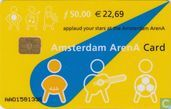 Applaud your stars at the Amsterdam ArenA