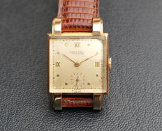Ulysse Nardin Art-Deco - Men's dress-watch - circa 1940