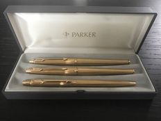 Parker 180 Classic Gold Plated Imperial