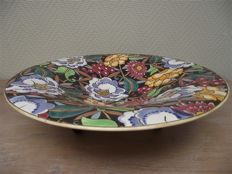 Raymond Chevalier for Boch - Mikado dish on 3 feet, only 250 PCs made