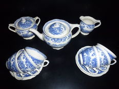 Woods Seaforth China - complete tea set